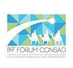 89º Fórum logomarca