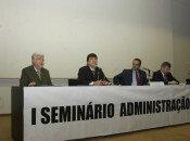 Foto Seminário Administração Pública