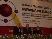 Diversas – Participação em Seminários – Reforma do Estado