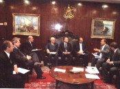 Reunião com Ministro do MPOG