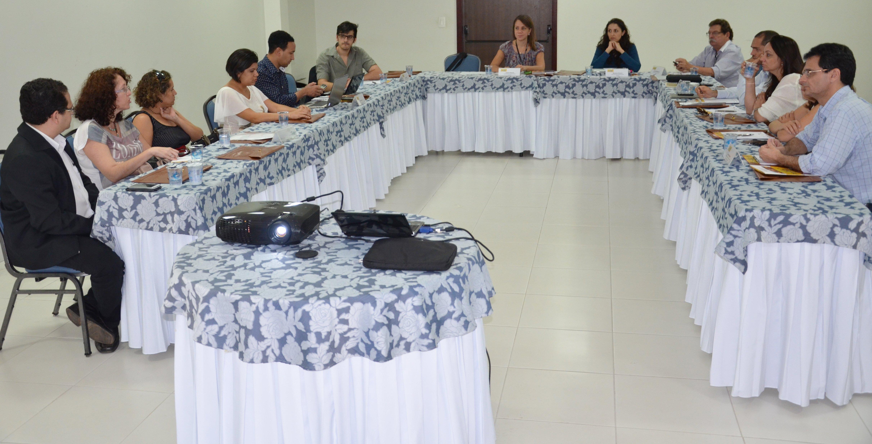 GT - Reunião em Palmas discute 07.2013